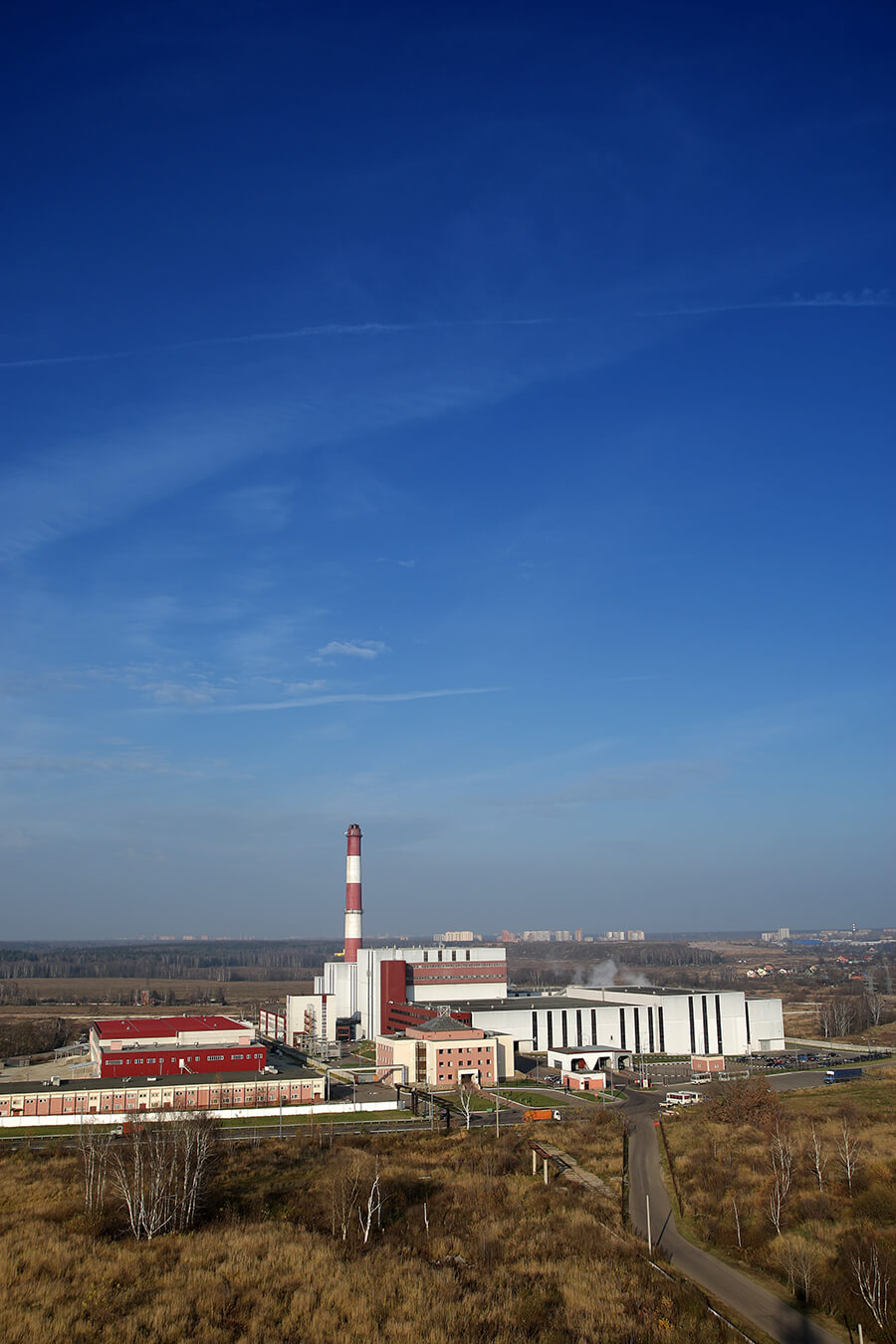 Waste to Energy Plant in Moscow, constructed and commissioned by WTEI.