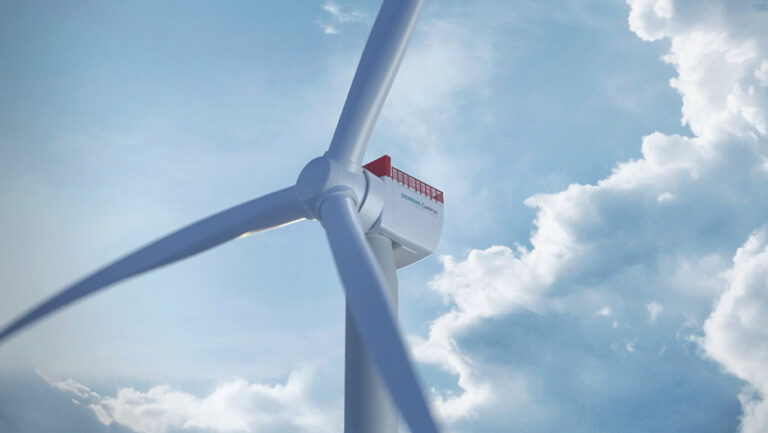 The world's first recyclable wind turbine blade is ready for commercial use